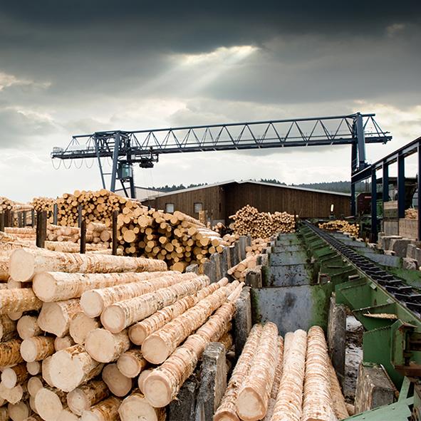 Connect 5100 är D-märkt för att passa inom jordbruk och träindustri.