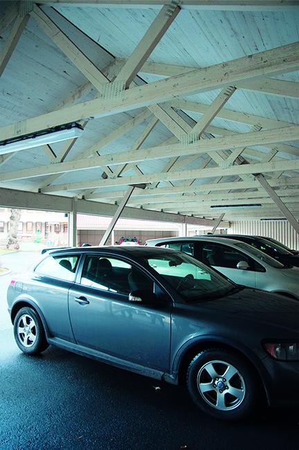 Brf Tändstickan garage 5100